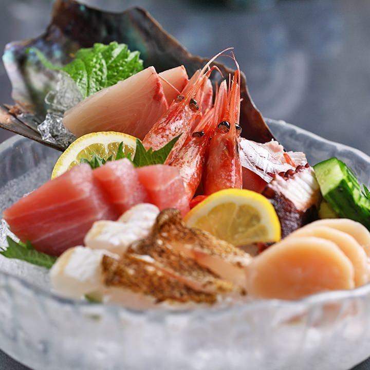 漁師町・宮津から仕入れる魚を、鮮度そのままにお届け!