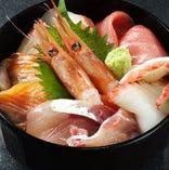 漁港直送 絶対旨い海鮮丼