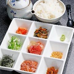 彩漁師飯セット(ごはんおかわりOK)