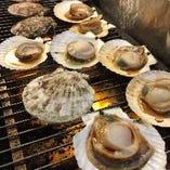 【職人が焼く!】新鮮な魚介類は刺しだけでなく焼き・炒め・揚げなどでご提供!職人がじっくり焼き上げるから、柔らか過ぎず、硬すぎず…絶妙なタイミングでご提供します!