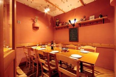 イタリア厨房 麦畑  店内の画像