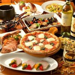 イタリア厨房 麦畑