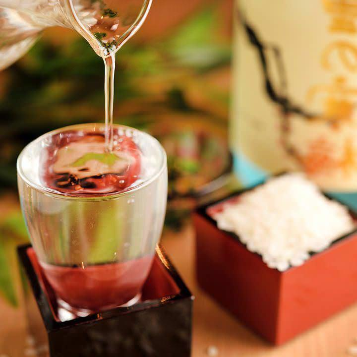 地酒×肉懐石 わいん 浜松店