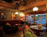 店主がこだわりが見えるアンティークなカフェ風空間!貸切もOK!