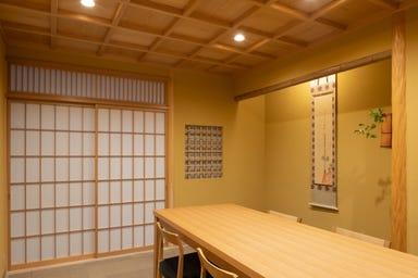 京料理 杢兵衛(もくべえ)  店内の画像