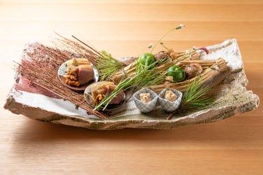 京料理 杢兵衛(もくべえ)  こだわりの画像