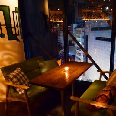 #802 CAFE&DINER 渋谷店 こだわりの画像