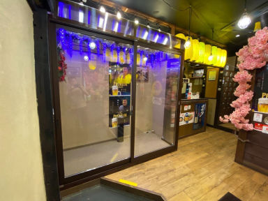 個室居酒屋 稚内漁港×稚内牧場 田町店 店内の画像