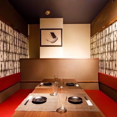 とろ~りチーズ×韓国料理×全席個室 錦~NISHIKI~梅田店  店内の画像