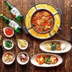 とろ~りチーズ×韓国料理×全席個室 錦~NISHIKI~梅田店