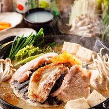 絶品鍋料理クプテチが食べ放題!