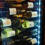ワインのラインナップはお気軽にお問い合わせください