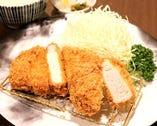 ロース&ヒレかつ定食