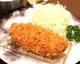 チキンかつ定食 140g