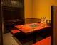 「限定の」個室感ある席