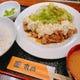 ランチメニュー!チキン南蛮定食680円(税込)