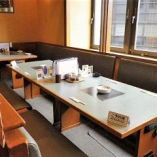 気軽な集まりにおすすめ【テーブル席】