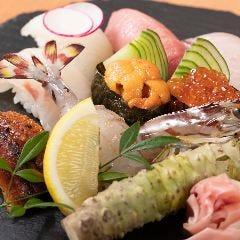 寿司・季節料理 甚八(はなれ)