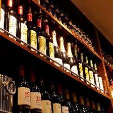 アジアのウイスキーやラム、ワイン