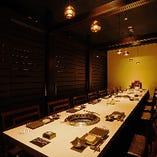 テーブル個室【16名様まで】各種宴会~ご家族利用まで幅広くご利用OK