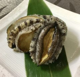 【魚介ランチ】お肉が苦手な方に♪ 鮑と魚介の鉄板焼きがメイン