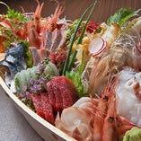 串物に限らず 海の幸も豊富!