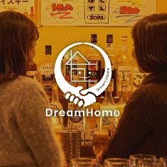 大人のドリンクバー×夜定食 Dream Home Sendai