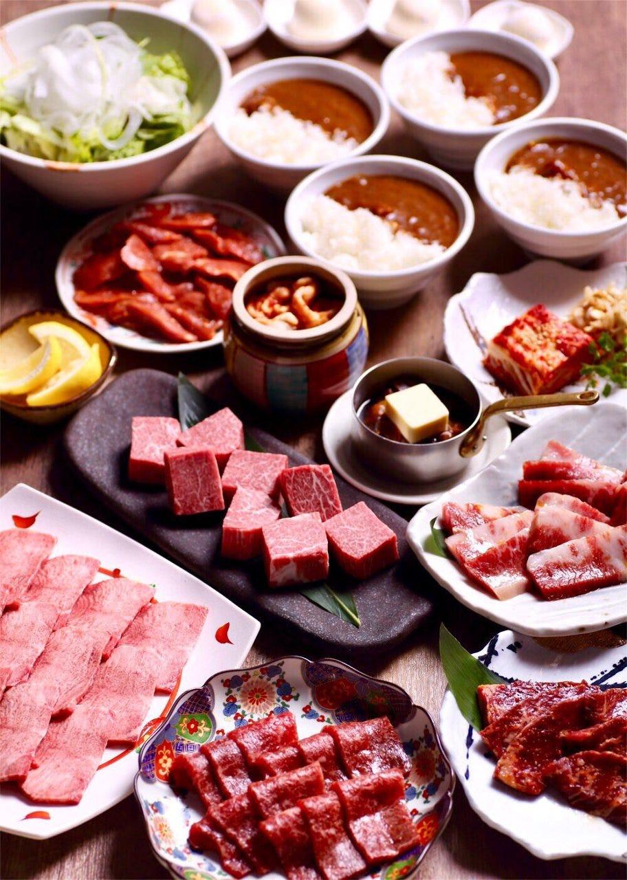 肉の宴☆飲み放題付のコースも有り!