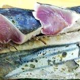 岡山の魚「鰆」も楽しめます。