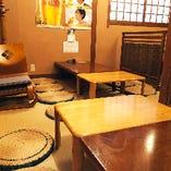 【10名以上で個室を独占!】ゆったりできるお座敷席