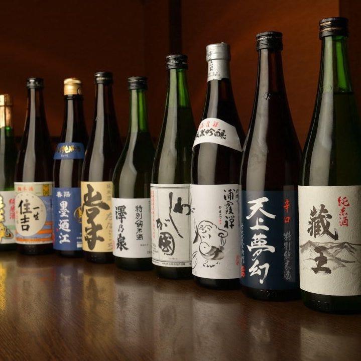 日本酒 みちのく純米酒取り揃え