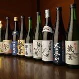 みちのくの地酒純米酒が豊富です。