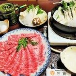 お口の中でとろける上質なお肉の食感をお楽しみください。