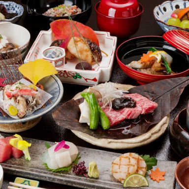 日本料理と地酒 華喜-はなき-  コースの画像
