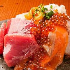 大漁こぼれ巻き鮨