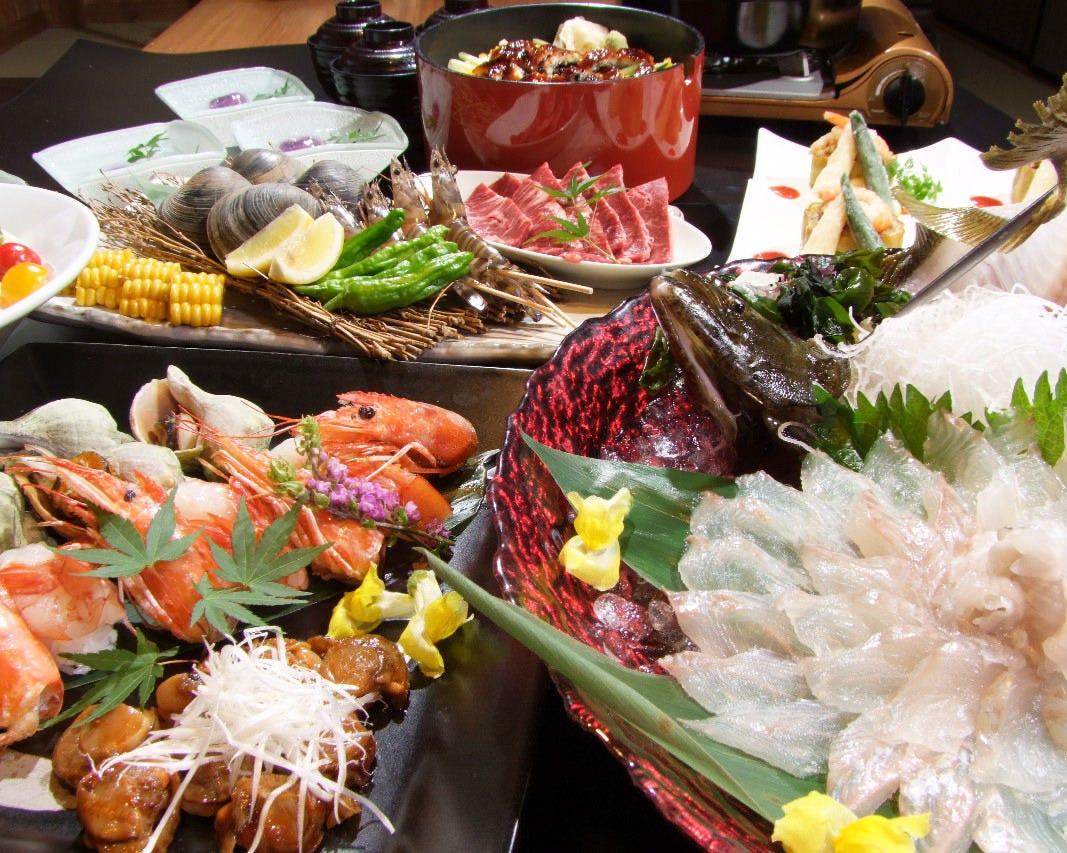 魚 し くれる て 店 を 釣っ 料理 た