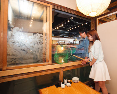 釣船茶屋 ざうお 小牧店 店内の画像