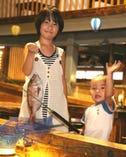 お子様や女性もお手軽に魚釣りを楽しんで頂けます!