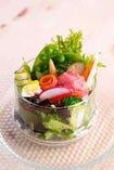 富士宮産の有機野菜