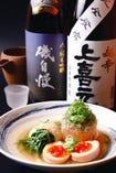 すぎ乃のおでんには やっぱり日本酒を!!