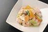 海老と野菜炒め