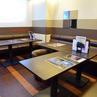 カラオケ ビッグエコー 新潟駅南口店 店内の画像