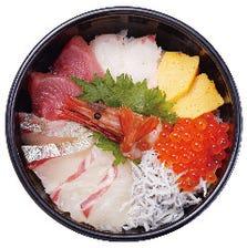 おすすめメニュー・海鮮丼