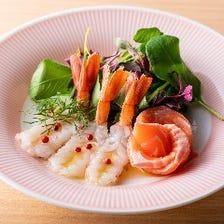 厳選した海老料理をご用意!