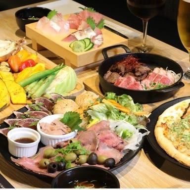 ITADAKIMASU FOOD HALL なんばスカイオ こだわりの画像