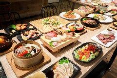 ITADAKIMASU FOOD HALL なんばスカイオ