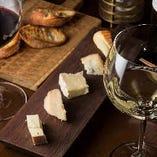ワイン×チーズの最高タッグ