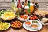 インド風創作料理