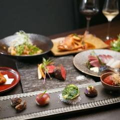 地元食材の和食と自然派ワインの店~a.Un(あうん)~