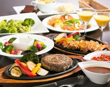 お野菜&鉄板焼ダイニング ソルビバ&タジマヤ 千里中央店 コースの画像